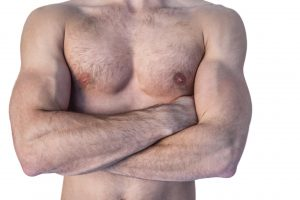 The process of implanting chest hair for men 1