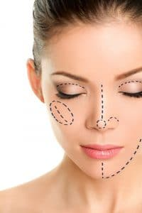 Facial beautification 1